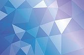 irregularly shaped triangles