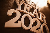 new year 2020 numbers