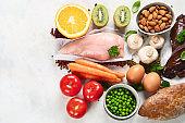 Foods High In Niacin -Vitamin B3