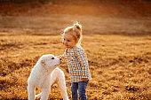 Albai dog is my favourite