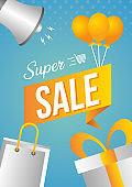 super sale off