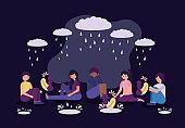 people mental disorder psychological depressed