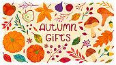 Autumn event banner