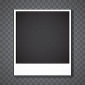 Photo Frame With Transparent Background