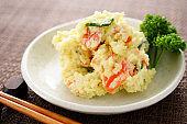 Japanese potato salad.