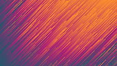 Dynamic Flow Lines Colorful Abstract Background