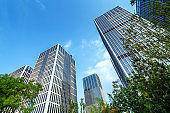 Jinan Central Business District High-rise Building