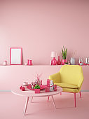 Pink Room Concept