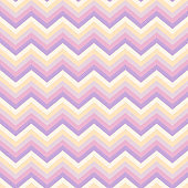 Seamless light abstract pattern. Geometric zig zag print composed of zigzag lines purple, pink, yellow colors.