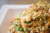 Fried Rice, Close-up