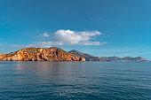 Sailing through the Mediterranean Sea