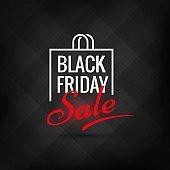 black friday sale and offer banner stylish design