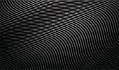 Gradient dark background with diagonal stripes. Lighting beam. Vector Illustration.