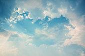 The divine sky.