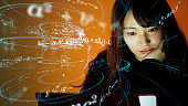 Science technology concept. Mathematics. Education.