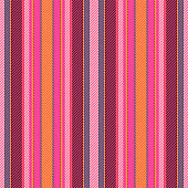 Geometric stripes background. Stripe pattern vector. Seamless striped fabric texture.