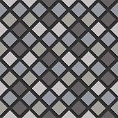 Background seamless mosaic modern pattern