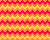 Zigzag pattern seamless. Zig zag background color. Vector abstract design.