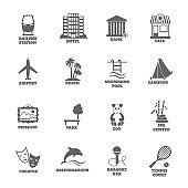 building tourism icon