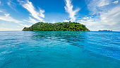 Idyllic tropical island paradise Phi Phi, Thailand