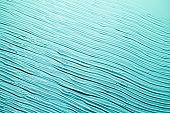Blue green aloe vera transparent cosmetic cream gel retinol serum texture isolated on white and multi-coloured background