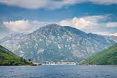 Bay of Kotor Scenic View Montenegro