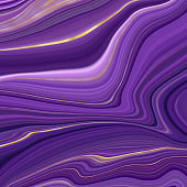 Abstract Purple Agate Background