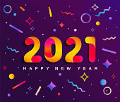 Banner for 2021 insta new year.