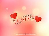 love valentine's day beautiful background design