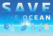 Stop mask pollution