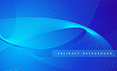 Color gradient, futuristic background. Element of modern design wallpaper, background, packaging. Bright color lines, abstract shapes, dots. Background in minimalist style.