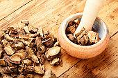 Inula medicinal root
