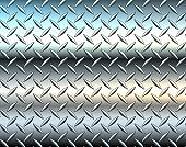 Stainless steel texture metallic