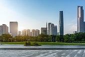 Skyscraper of Zhujiang New Town, Guangzhou