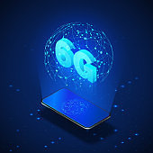 Technology hologram