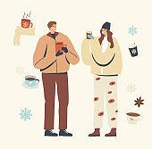따듯한 겨울 커피
