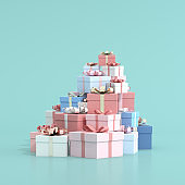 3D 선물박스
