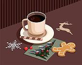 크리스마스 편지와 선물