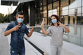 Alternative greeting during covid19 pandemic