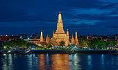 Wat Arun (Temple of Dawn), Thailand