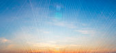 Abstract sky for background work.
