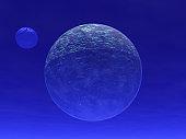 Fantastic landscape of Planets and Spase