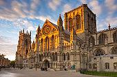 York Minster, York, England, UK