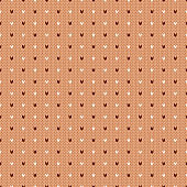 Winter knitted seamless pattern with dots. Vector illustration.