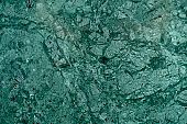 special abstract marble pattern background green color wave line