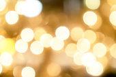 abstract blur golden glitter sparkle background festive background concept