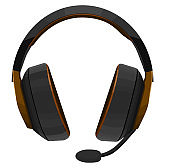 Gaming Headphone with Microphone for game broadcasting and live stream