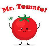Mister cute Tomato