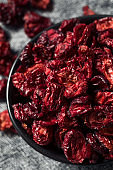 Raw Organic Dried Cranberries