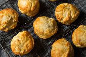 Homemade Flakey Buttermilk Biscuits